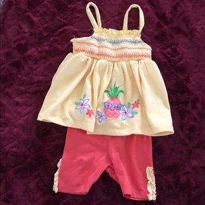 Nannette baby outfit